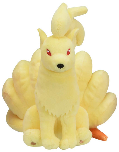 Pokemon Sitting Cuties Ninetales Exclusive 5.5-Inch Plush