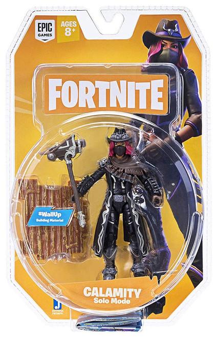 Fortnite Solo Mode Calamity Action Figure