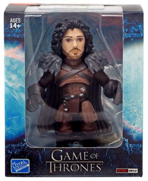 Game of Thrones Action Vinyls Jon Snow Exclusive 2/12 Vinyl Figure [with Longclaw]