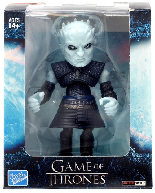 Game of Thrones Action Vinyls The Night King Exclusive 2/12 Vinyl Figure [with Ice Spear]
