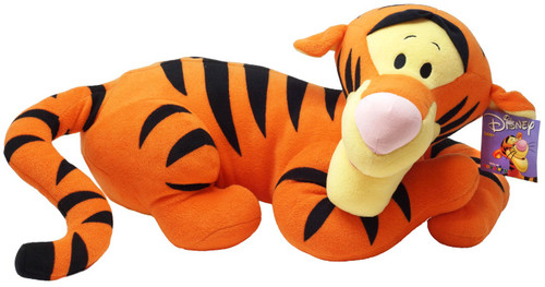 Fisher Price Disney Winnie the Pooh Tigger Exclusive 28-Inch Plush [Laying Down]