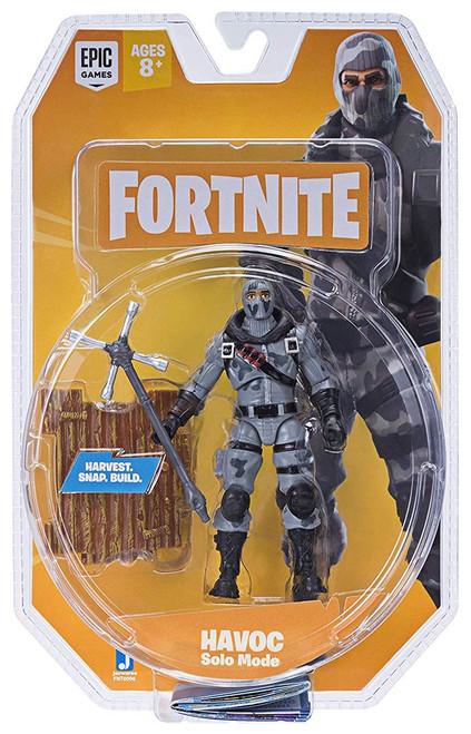Fortnite Solo Mode Havoc Action Figure