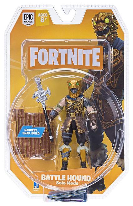 Fortnite Solo Mode Battle Hound Action Figure