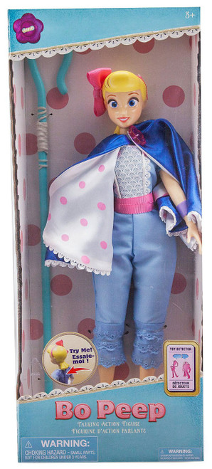 Disney Toy Story 4 Bo Peep Exclusive Talking Action Figure