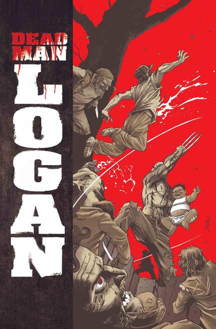 Marvel Comics Dead Man Logan #8 of 12 Comic Book
