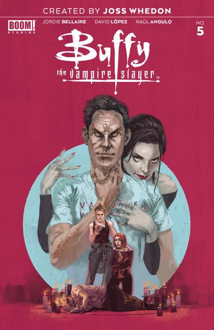 Boom Studios Buffy The Vampire Slayer #5 Comic Book