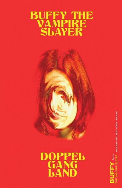 Boom Studios Buffy The Vampire Slayer #5 Comic Book [Becca Carey Variant Cover]