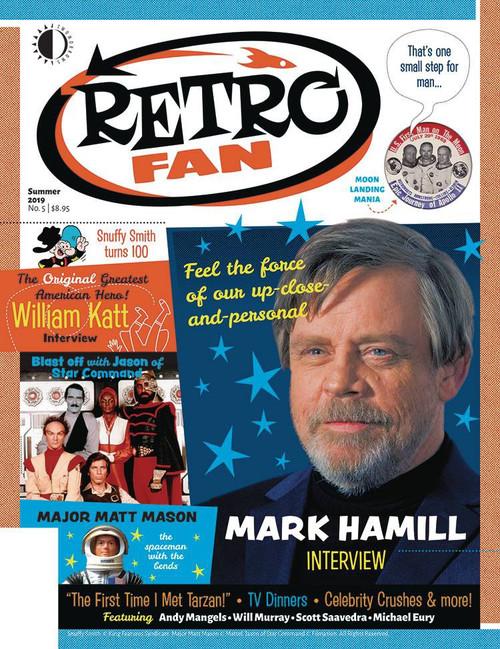 Twomorrows Publishing Retro Fan Issue 5 Magazine