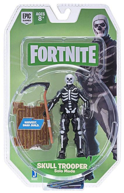 Fortnite Solo Mode Skull Trooper Action Figure