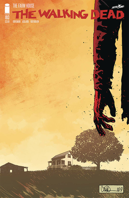 Image Comics The Walking Dead #193 Comic Book [First Printing!]