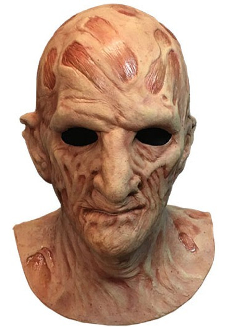 A Nightmare on Elm Street 2: Freddy's Revenge Freddy Krueger Deluxe Mask Prop Replica [No Fedora Hat]