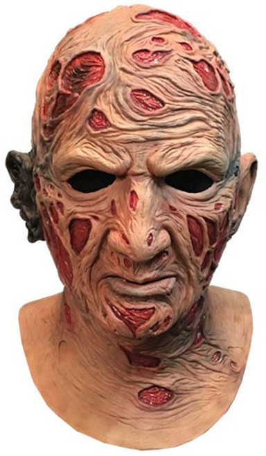 A Nightmare on Elm Street Freddy Krueger Deluxe Mask Prop Replica [No Fedora Hat]