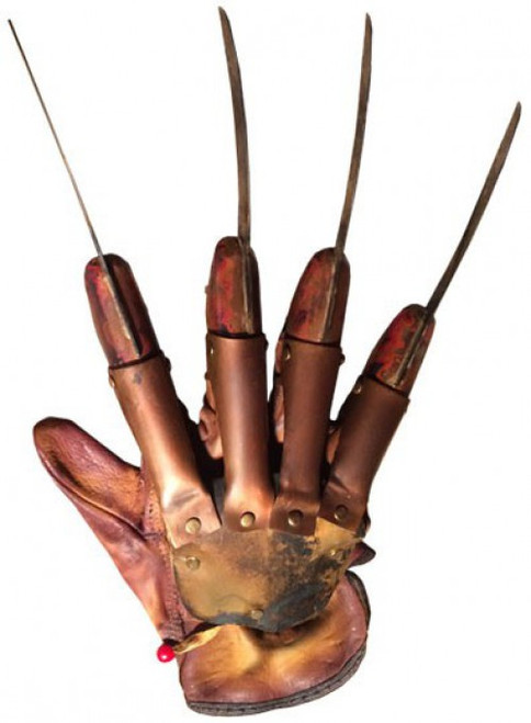 A Nightmare on Elm Street Freddy Krueger's Glove Prop Replica