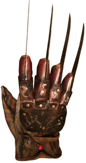 A Nightmare on Elm Street 4: The Dream Master Freddy Krueger's Glove Prop Replica [The Dream Master]