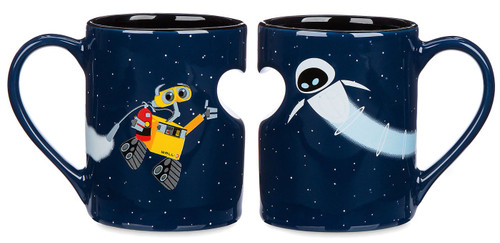 Disney / Pixar Wall-E & Eve Exclusive Mug Set