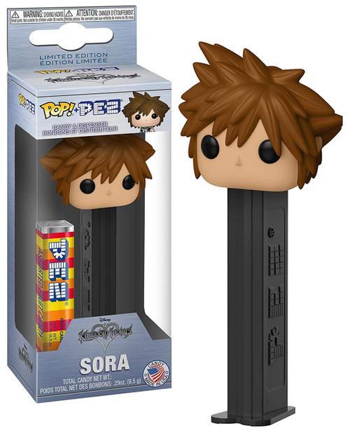 Funko Disney Kingdom Hearts POP! PEZ Sora Candy Dispenser