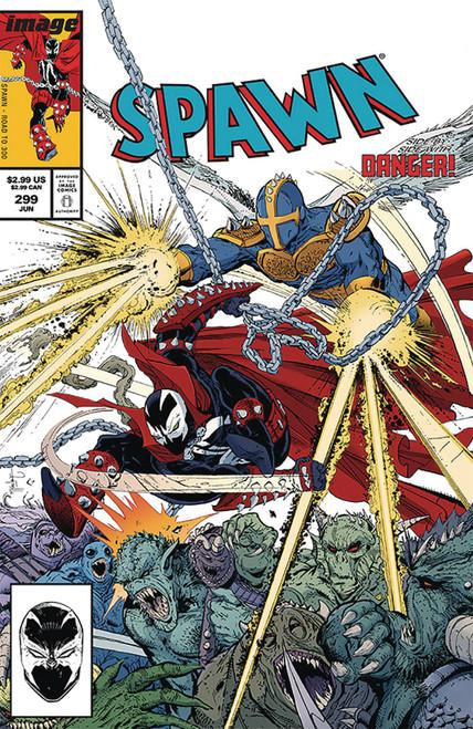 Image Comics Spawn #299 Comic Book