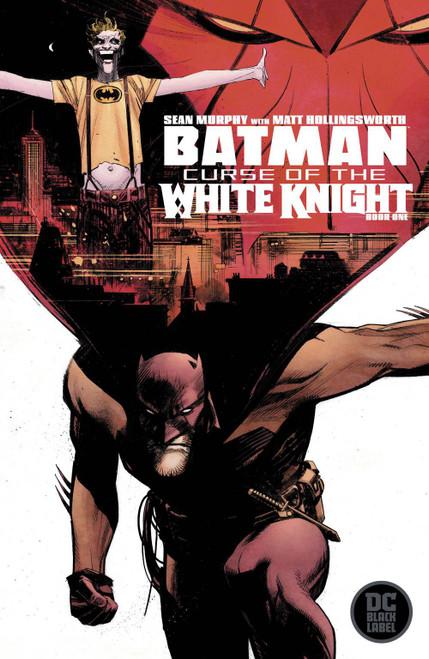 DC Black Label Batman Curse Of The White Knight #1 of 8 Comic Book