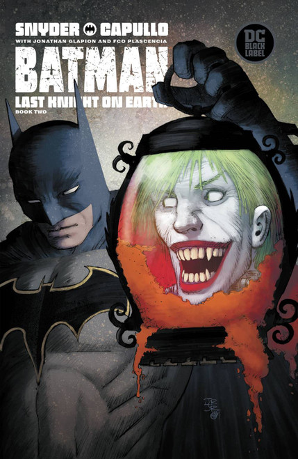 DC Black Label Batman Last Knight on Earth #2 of 3 Comic Book [John Romita, Jr. (JRJR) Variant Cover]