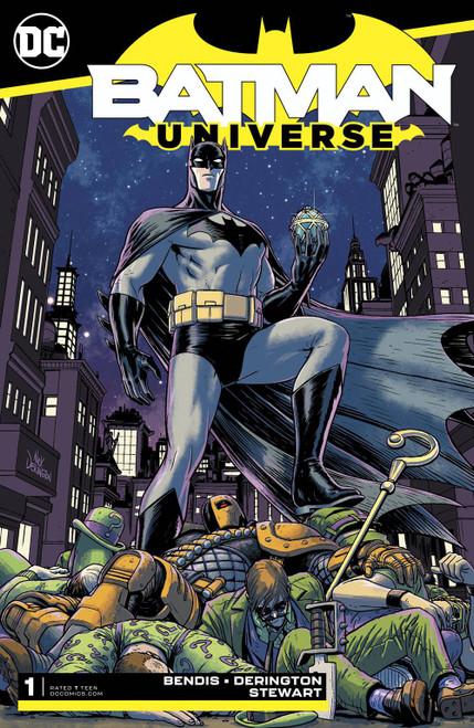 DC Batman Universe #1 of 6 Comic Book