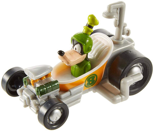 Fisher Price Disney Mickey & Roadster Racers Pull N' Go Tubster Vehicle