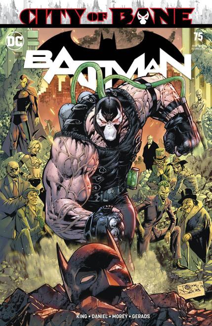 DC Batman #75 Comic Book