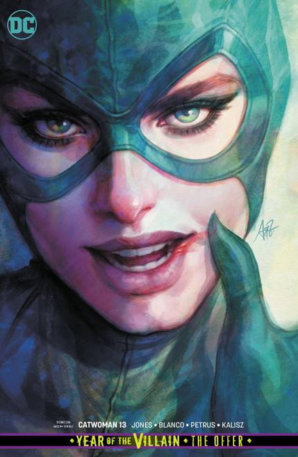 "DC Catwoman #13 Comic Book [Stanley ""Artgerm"" Lau Variant Cover]"