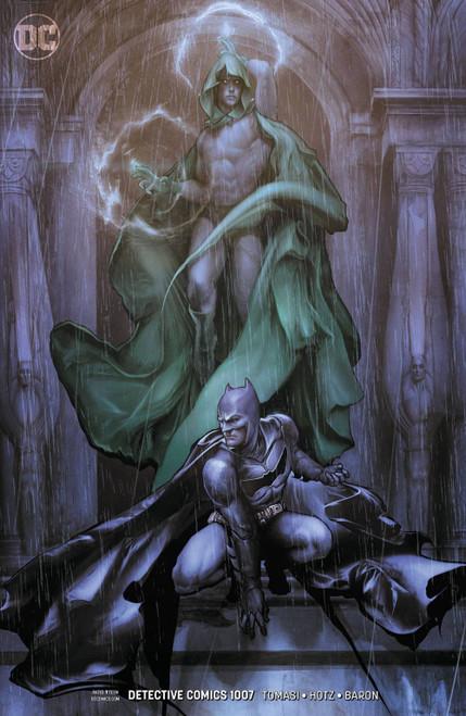DC Detective Comics #1007 Comic Book [Dan Quintana Variant Cover]