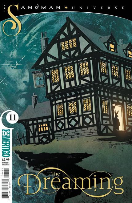 DC Dreaming #11 The Sandman Universe Comic Book