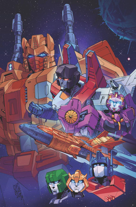 IDW Transformers #9 Comic Book