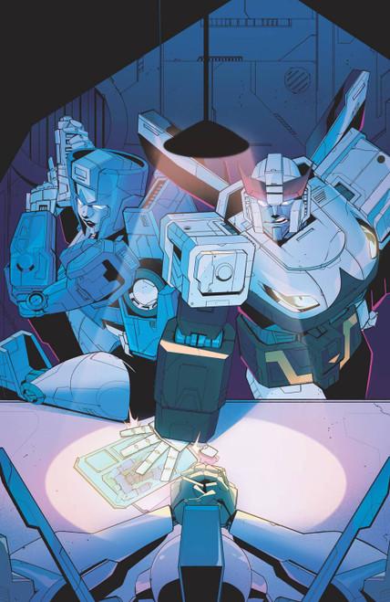 IDW Transformers #9 Comic Book [Priscilla Tramontano Variant Cover]