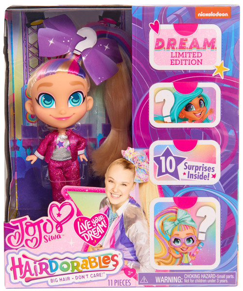 Hairdorables D.R.E.A.M. JoJo Siwa Doll [Pink Suit, Limited Edition]
