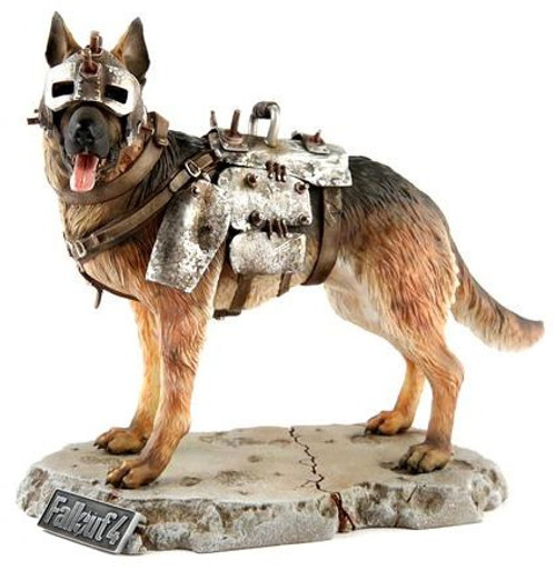 Fallout Dogmeat Exclusive Statue