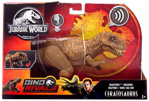 Jurassic World Fallen Kingdom Dino Rivals Ceratosaurus Action Figure [Roarivores]