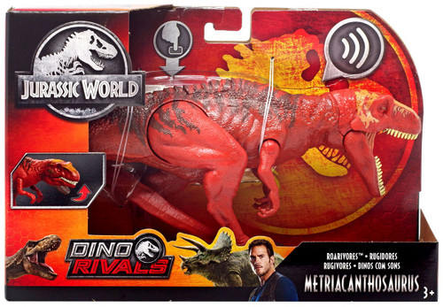 Jurassic World Fallen Kingdom Dino Rivals Metriacanthosaurus Action Figure [Roarivores]