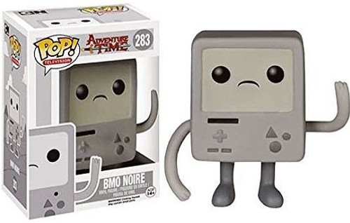 Funko Adventure Time POP! TV BMO Noire Exclusive Vinyl Figure #283 [Damaged Package]