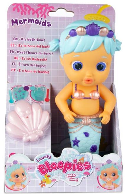 Bloopies Mermaids Lovely Bath Doll