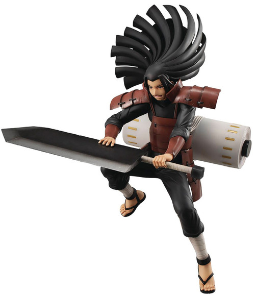 Naruto Shippuden GEM Series Hashirama Senju 8.5-Inch Collectible PVC Figure