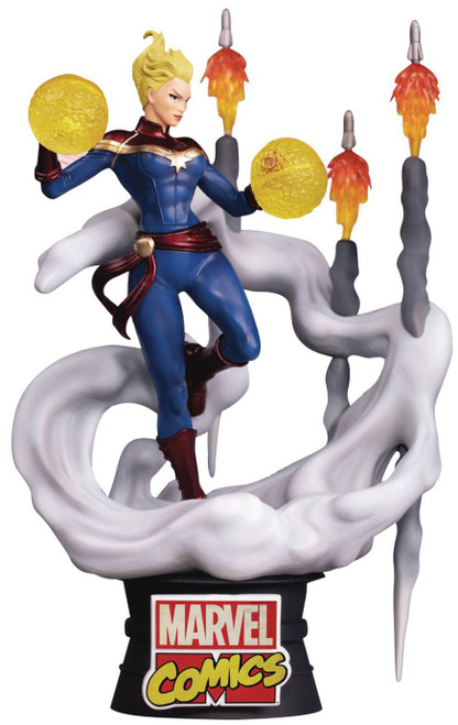 D-Stage Captain Marvel 6-Inch Diorama Statue DS-019