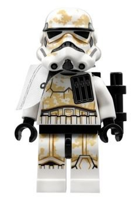 LEGO Star Wars Episode 4/5/6 Sandtrooper (Sergeant) Minifigure [Loose]