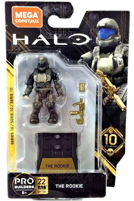 Halo Heroes Series 10 The Rookie Mini Figure