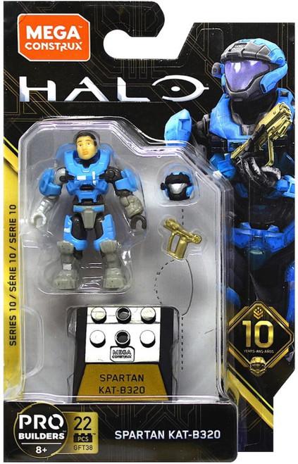 Halo Heroes Series 10 Spartan KAT-B320 Mini Figure
