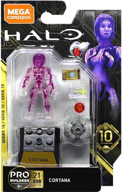 Halo Heroes Series 10 Cortana Mini Figure