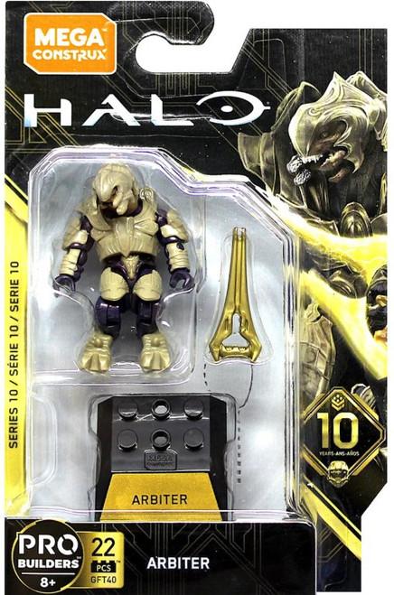 Halo Heroes Series 10 Arbiter Mini Figure
