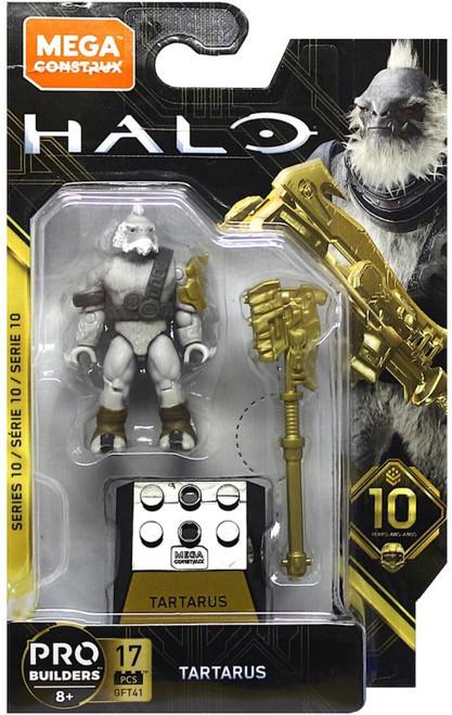 Halo Heroes Series 10 Tartarus Mini Figure