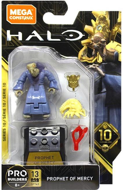 Halo Heroes Series 10 Prophet of Mercy Mini Figure