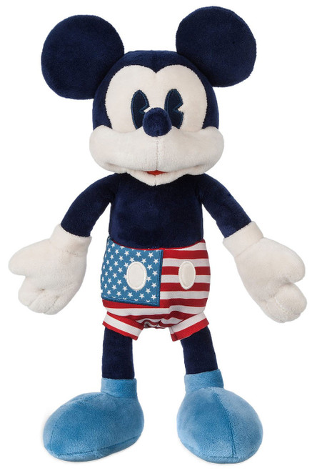 Disney Americana Mickey Mouse Exclusive 12.5-Inch Plush [2019]