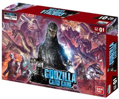 Godzilla Collectible Card Game GZ-01 [Standard Edition]
