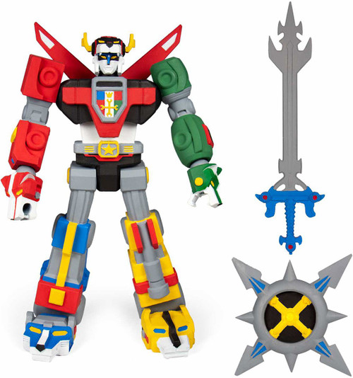 ReAction Voltron Deluxe Action Figure