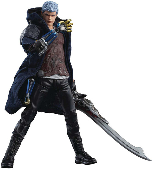 Devil May Cry 5 Nero Action Figure [Previews Exclusive Standard Version]